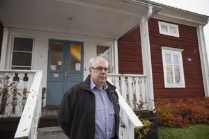Ulf Linde började arbeta på Riastugan för 13 år sedan, då var den nyrenoverad.