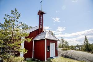 Kapellet i Skeppshamn.