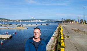 Snart påbörjas de första insatserna för Rosenborgskajen.