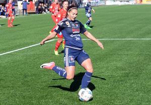 Tidigare KIK-anfallaren, Lova Lundin, spelar numera i Umeå IK.