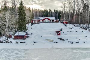 Snöåvägen 139 i Dagkarlsbo. Foto: Svensk Fastighetsförmedling Ludvika