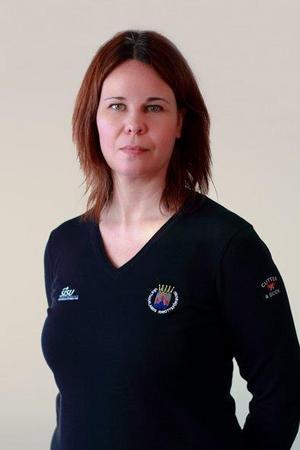 Foto: Västmanlands idrottsförbundMaria Engelfeldt, distriktsidrottschef på Sisu och Västmanlands idrottsförbund.
