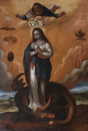 Jungfru Maria har betytt mycket i det katolska Polens lidandehistoria. Till henne har polackerna vänt sig under krig, ockupationer och umbäranden. Kung Johan Kasimir krönte Jungfru Maria till Polens drottning 1656.