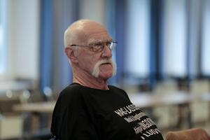 Hag-Lasse Persson fick flest personkryss bland Socialdemokraterna.