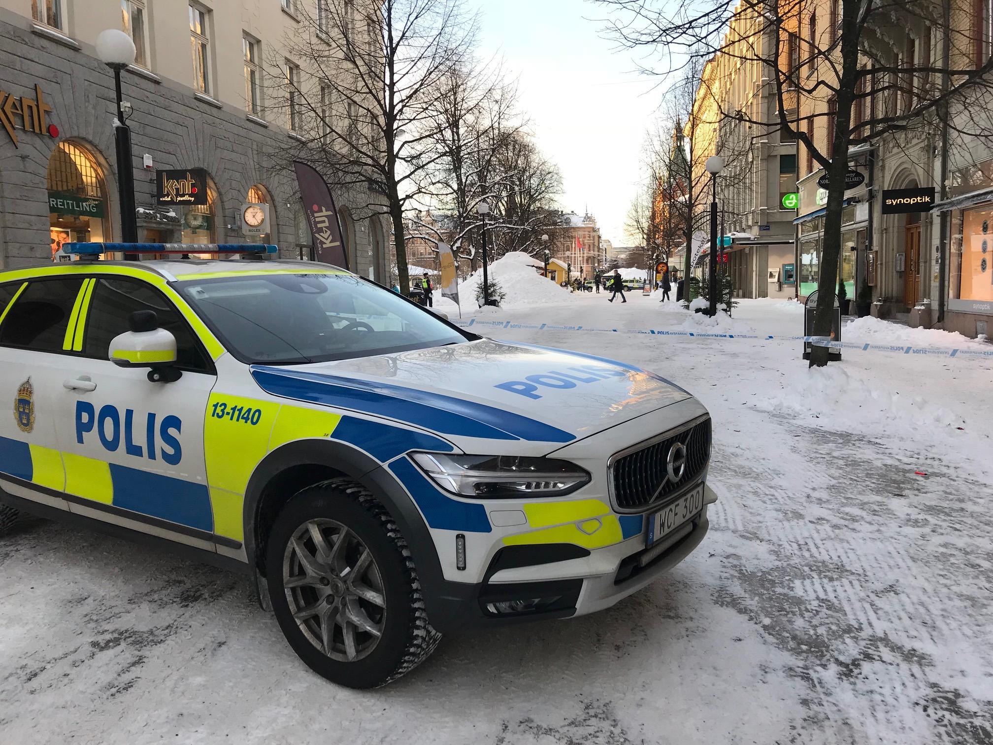 Sundsvall bombhot