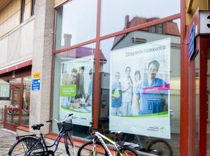 Zätagränds hälsocentral.