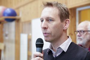 """""""Vi har alltid haft en väldig bra särskola i Ludvika kommun, precis som vi har nu. Det blev lite trångt i Vasaskolan och då kom Björkås upp och min första tanke var att det är ju jättebra"""", sade skolchefen Jonas Fors."""