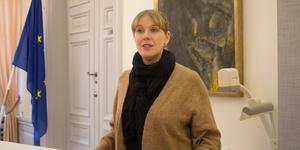 Oppositionsråd Ulrika Spårebo (S).