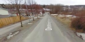 – Det är jättetråkigt, säger han och påpekar bland annat att trafiksituationen i området är besvärlig redan idag, säger er Hellström, ordförande för Bolkadalens samfällighetsförening.    Foto: Googlemaps