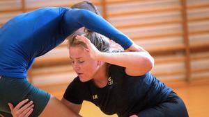 Denise Makota Ström siktar mot OS 2020 i Tokyo