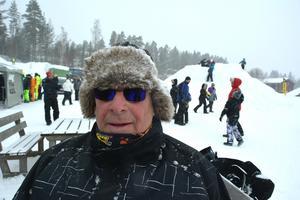 Lars Henemalm, 65+, pensionär, Ånge.