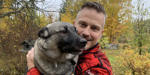 Gjesta var andra reserv och gråhunden kom därför in i tävlingen med kort varsel. Efteråt kunde husse Mårten Lagergren glädjas åt en seger.