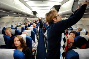 Enligt Tickets senaste rapport kommer svenskarnas utlandsresande att öka med 13 procent jämfört med i fjol. Foto: Lars Pehrson TT-bild