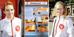 Isabell Mixter (V) och Nina Orefjärd (V) skriver i ett pressmeddelande att Voons konkurs är tragisk för patienter och personal.