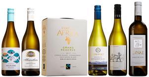 De här sex vita vinerna är bra köp bland nyheterna i Systemets fasta sortiment.