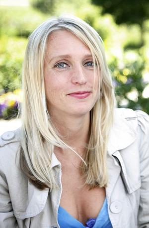 Elisabet Eggehorn.