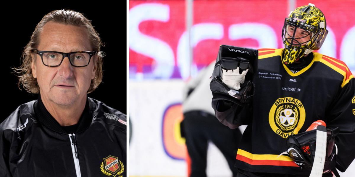 Bekräftat: Brynäs anlitar ny målvaktstränare