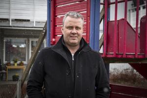 På Ljusdalshem har de gjort en satsning på att förbättra utemiljön, berättar vd:n Richard Brännström.