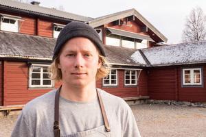 Visionen om hållbarhet i företagandet har funnits med ända sedan Emil Bertilsson och hans familj tog över restaurangen för flera år sedan.