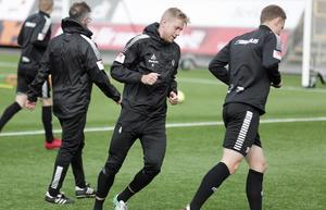Mattias Liljestrand har lag missen mot Gais bakom sig och ser nu fram emot att möta Helsingborg på söndag.