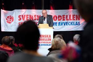 Regionråd Jan Lahenkorva (S).