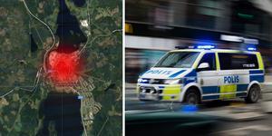 I somras tog SOS Alarm emot rekordmånga larmsamtal om akuta polisärenden i Skinnskatteberg.