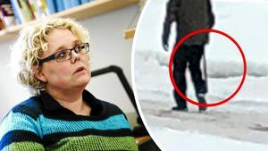 Skolchefen Ulrika Forssell kommenterar nu händelsen på en Borlängeskola där en elev uppträdde hotfullt med ett baseballträ. Bilden är ett montage.