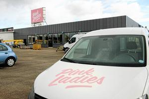Pink Ladies öppnade i juni 2015 och gick i konkurs för en dryg månad sedan. Bild: Jan Olby