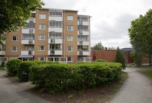 De planerade sexvåningshusen blir högre än bostadsrättsföreningen Jägmästarens hus.