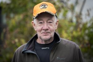 Hans Hägglund, Bollnäs, sitter i Jägareförbundet Bollnäs styrelse och är rovviltsansvarig i området.