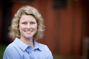 Helena Tell blir ny chefredaktör och nyhetschef. Foto: Lennye Osbeck