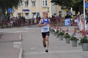 Roman Ryapolov från IFK Mora OK, slutade på en andraplats i Ultravasan 45.