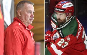 Mats Lusth och Tomas Skogs. Foto: Bildbyrån.