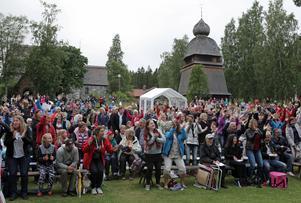 Många besökare väntas till årets Murbergsstämma i Härnösand. Foto: Arkiv