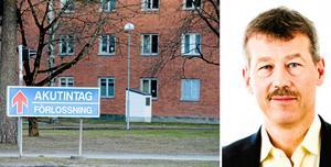 Ola Karlsson, (M), andre vice ordförande i regionstyrelsen.