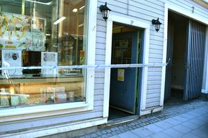 Franchisebutiken Guldfynd har legat på Tullportsgatan sedan 1996.