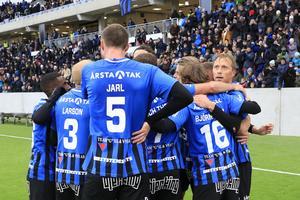 IK Sirius slutade i år på plats 11 i Allsvenskan.