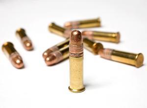 Genrebild. Ammunitionen på bilden har ingenting med ärendet som behandlas i artikeln att göra.