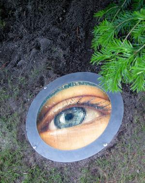 Peter Svedberg:  I see you/Jag ser dig