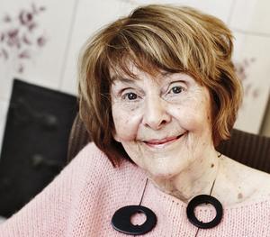 Författaren Margareta Strömstedt.