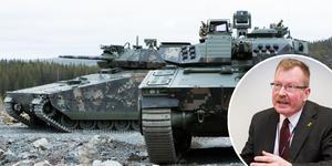 Hägglunds CV90 har sålts i 1 280 exemplar. Bild: BAE Systems Hägglunds