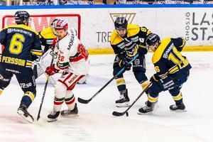 Nils Andersson gjorde comeback.