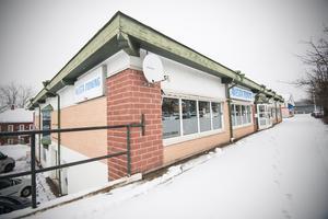 Även fastigheten där Avesta Tidning i dag ligger, Lejonet 5, är till salu.