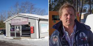 Ilpo Sällinen har drivit macken i Järbo i över trettio år.
