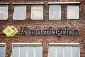 Kronofogden centraliserar. En av många dåliga nyheter för landsbygden denna vecka. Foto: Vilhelm Stokstad / TT