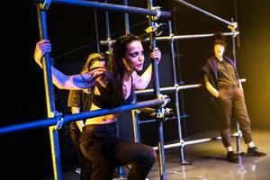 Pjäsen är en hybrid av sex grekiska pjäser av Aischylos, Sofokles och Euripides. Pressbild.