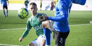 Benjamin Hjertstrand sägs vara en intressant spelare för Hammarby IF.