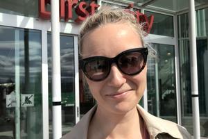 Annika Hasselblad, 27, doktorand, Alnö: