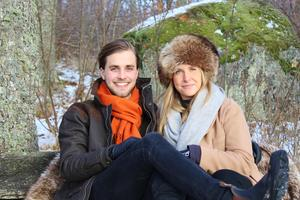 Joacim Rickling är Caroline Kejberts kärleksbonde. Bild: Elina Sundström