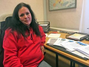 Huvudskyddsombudet Carola Ivarsson är övertygad om att många tvingas sluta sitt arbete när man inför fasta scheman.